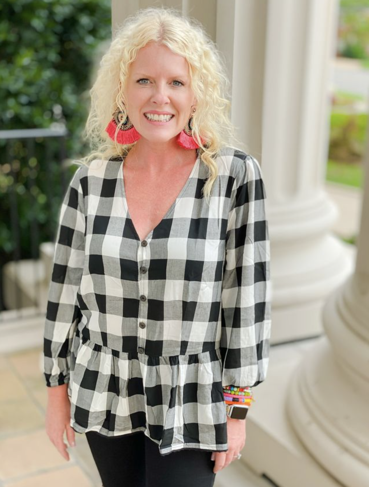 Belmont Blouse by Good Hart Style 2