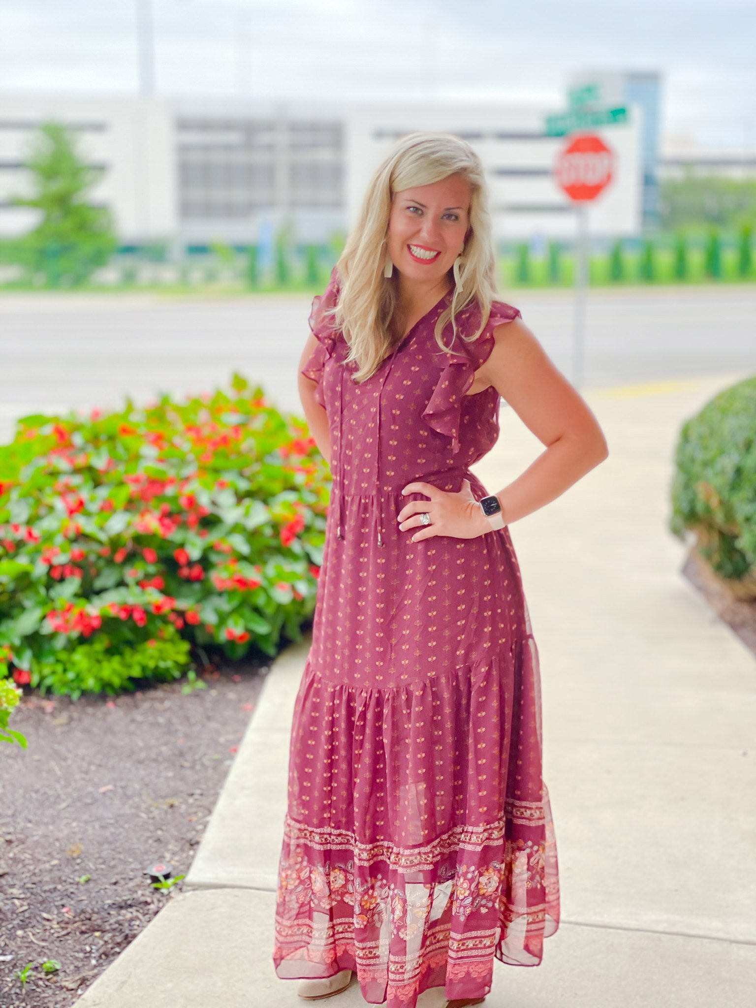 Charlotte Dress by Good Hart