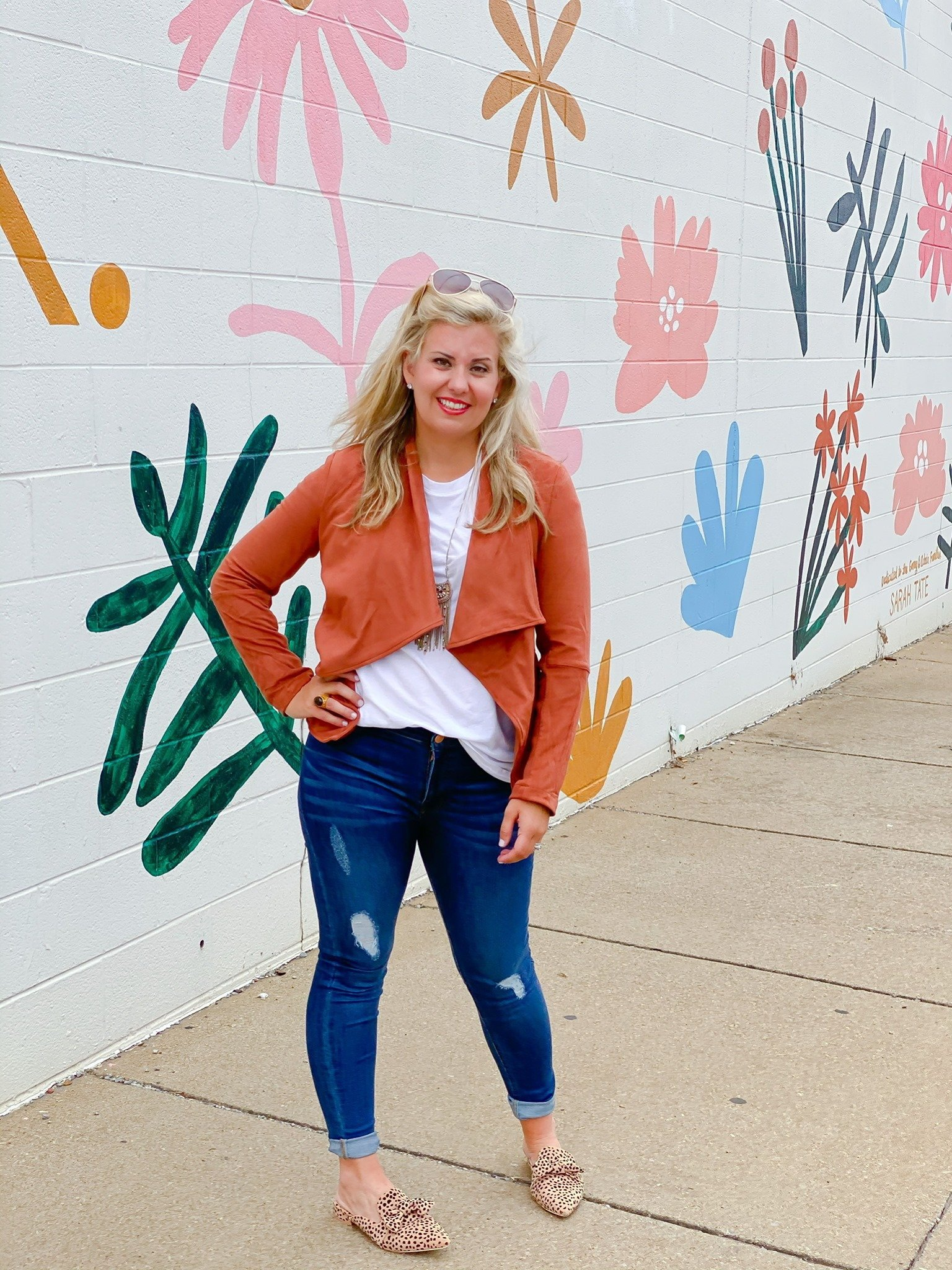 Cordell Jacket by Good Hart, a clothing line by Matidal Jane for moms-on-the-go