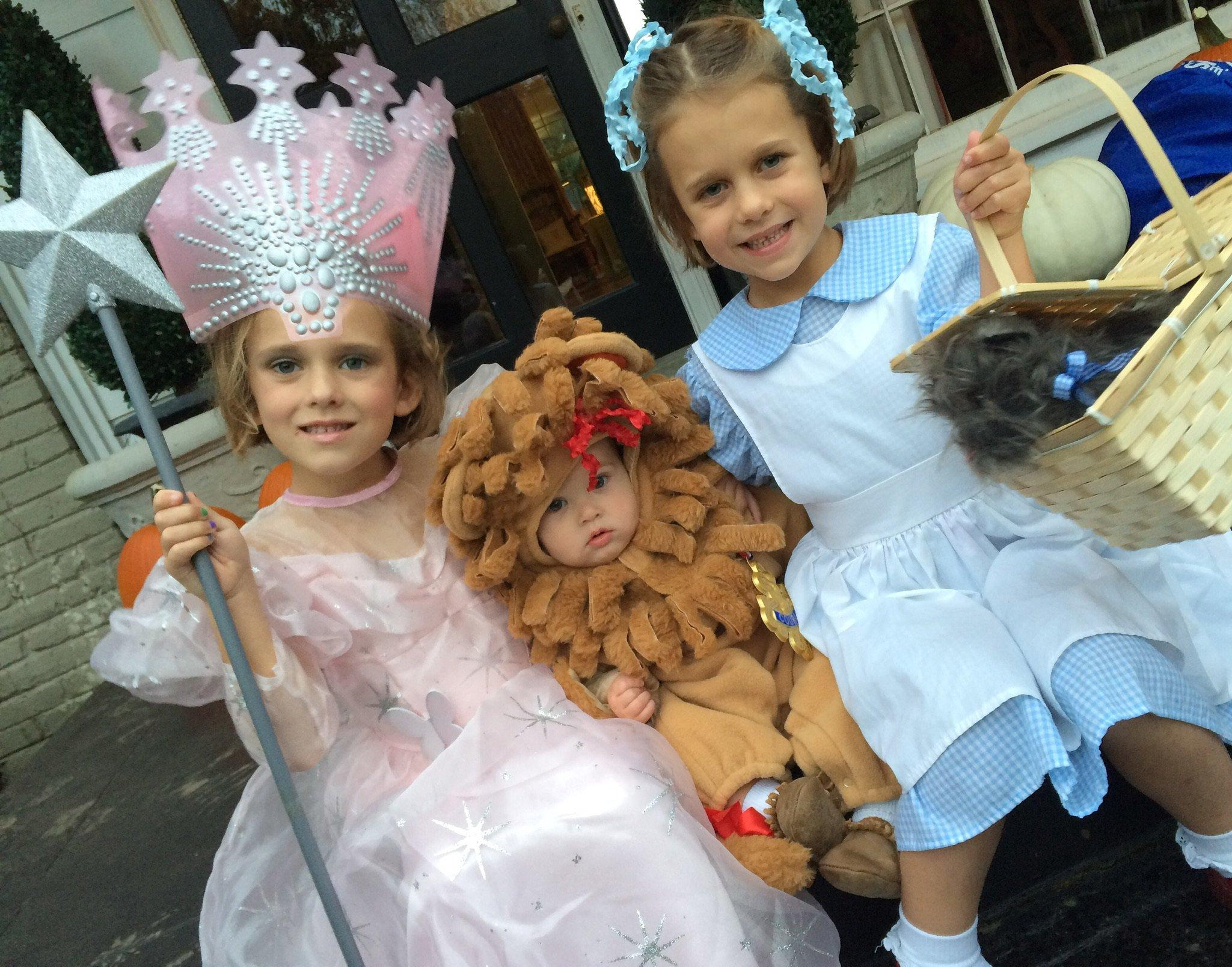 Wizard of Oz Family Halloween Costume