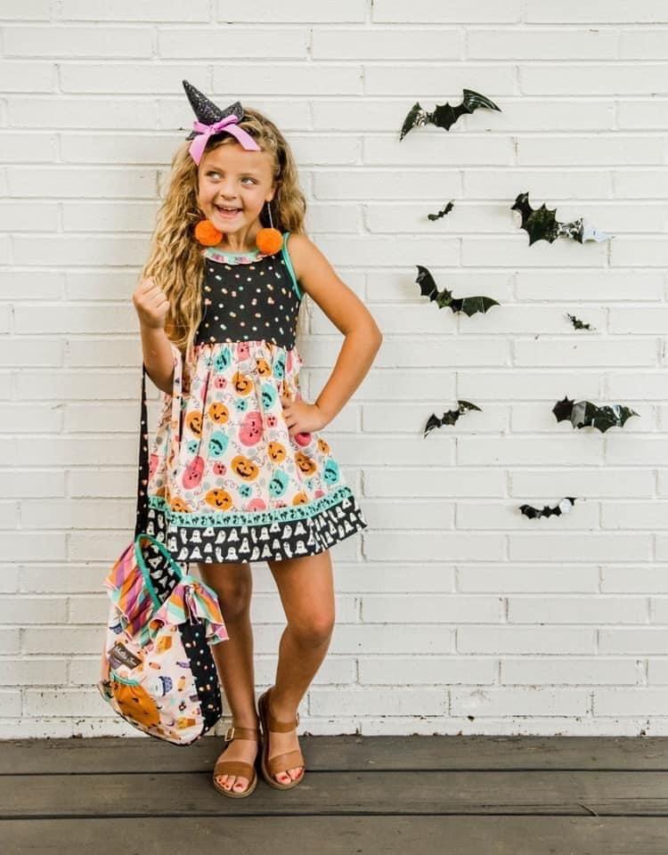 Matilda Jane Clothing Halloween Dress for girls