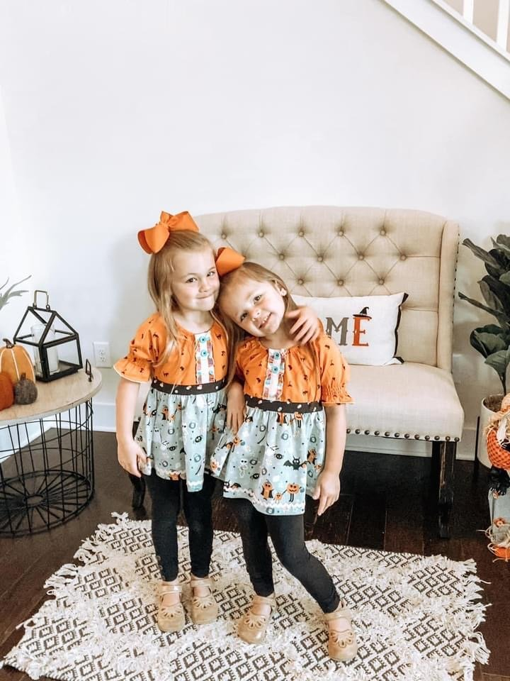 Matching Halloween outfits