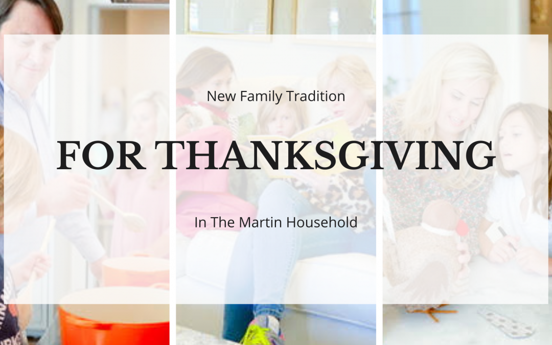 Thanksgiving Blog Header