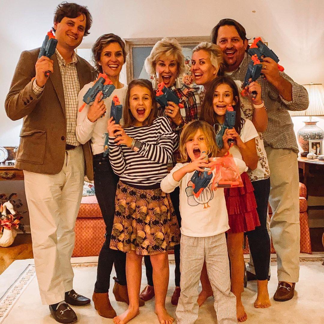 Family of Catherine Martin