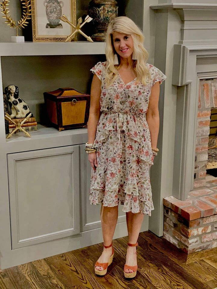 The West Lynn Dress by Good Hart Spring Collection 2021
