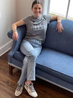Good Hart Cropped Jean