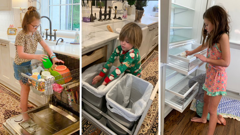 It Takes a Village – Chores Kids Can Help With