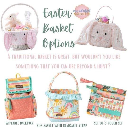Easter Basket Options