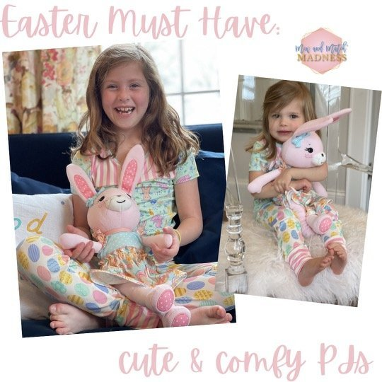 Easter Gift Idea PJs