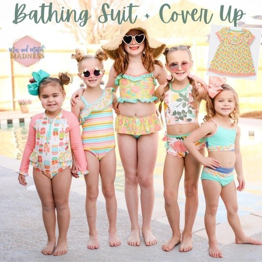 Easter Gift Ideas Bathing Suit & Cover Ups