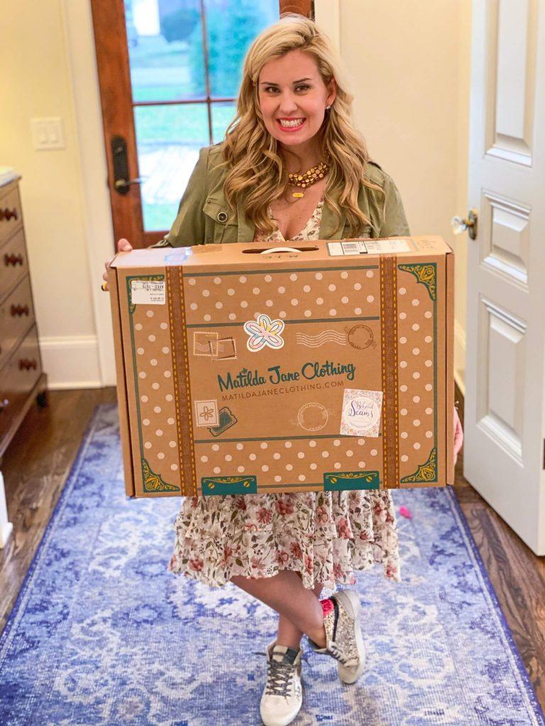 Catherine Martin Matilda Jane New Trunk Box
