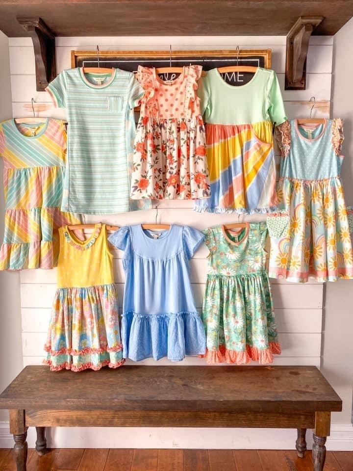 Matilda Jane Clothing Dresses for Girls