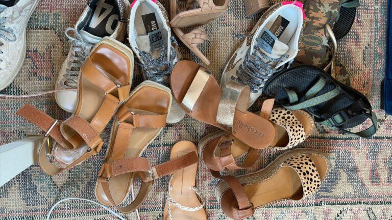 Spring Shoe Showdown